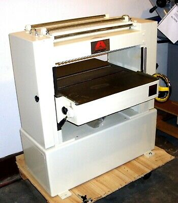 Accura 01124vh 5 Horsepower 24 Helical Head Planer-a Lumber Yard In A Box