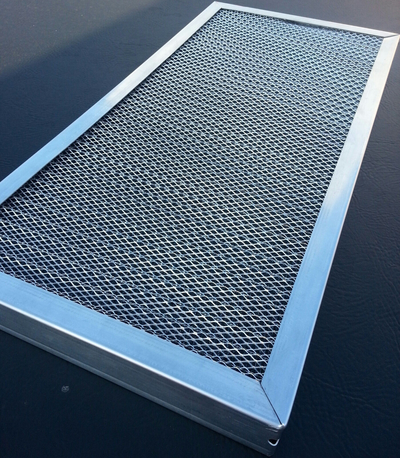 Reusable Silver Frame 20x24x1 Electrostatic Washable Permanent A//C Furnace Air Filter