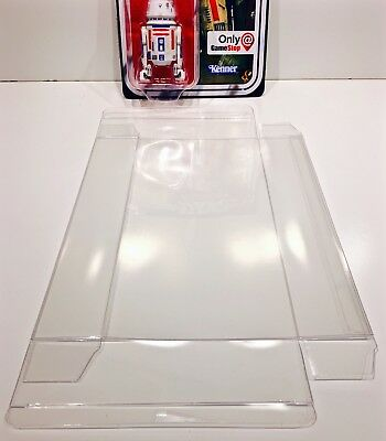 1 Clear Protector For R5-D4 ONLY!  STAR WARS 40TH Anniversary Display Case Box
