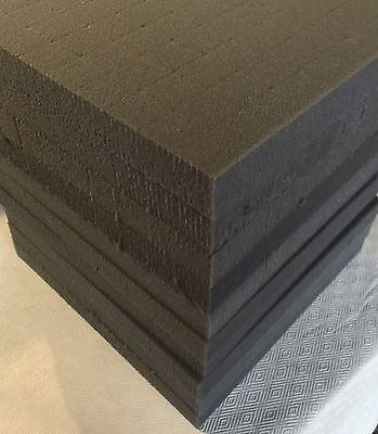 """Pick and Pluck Packing or Replacement Foam (1) 15"""" x 10"""" x 1.5"""" Sheet Pad"""