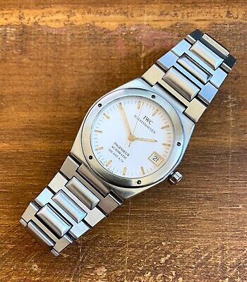 °• IWC Ingenieur 500,000 A/M - 3508, Automatic, Stainless Steel, Rare Watch  •°