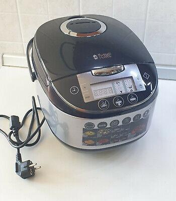 Multicooker Cook @ Home 11 programmi di cottura 5L 900W x riso pane carne yogurt