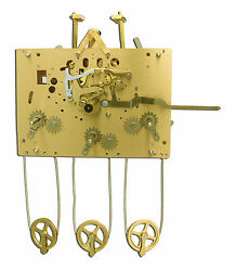Hermle  1161-850 114cm Grandfather Clock Movement
