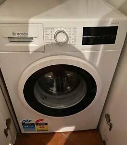 Bosch Washing Machine - 6 months old