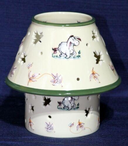 Disney Winnie the Pooh & Friends- Ceramic Candle Jar Holder w/ Topper