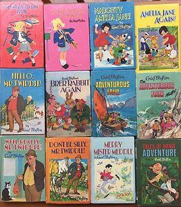 Bulk lot of Enid Blyton books // 46 Books in total Brighton Bayside Area Preview