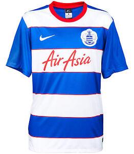 Queens Park Rangers FC Football Shirt  [L]  Home  S/S  QPR Soccer Jersey BNWT
