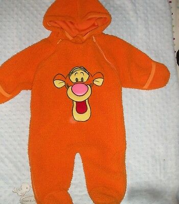Disney Baby Winnie The Pooh Tigger Costume 6-9 - Infant Winnie The Pooh Costume