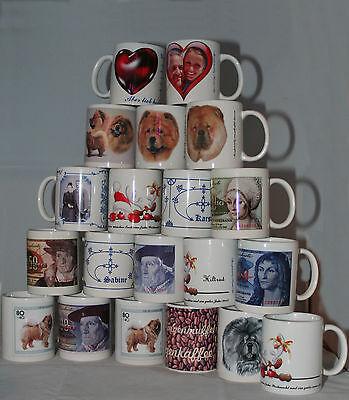 Einführungsangebot Individuelle Fototasse eigenes Motiv Fotobecher Kaffeebecher