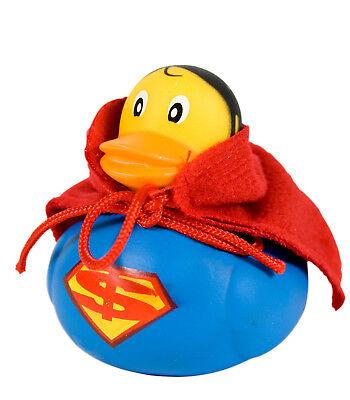 Badeente Superheld * Gummiente im Heldenkostüm * Superente *