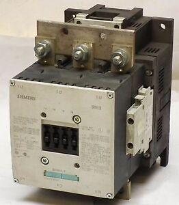 Siemens Sirius 3rt1064 6 Industrial Motor Starter