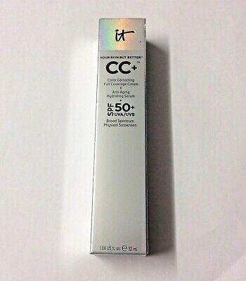 IT Cosmetics Your Skin But Better CC+Cream Hydrating SPF50 32ml - MEDIUM,LIGHT