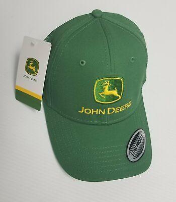 LP69072 John Deere Licensed Green Cap / Hat