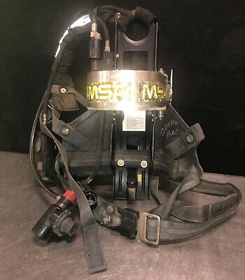 Msa Frame Harness Air Pack Bottle Cylinder Tank Holder. Our 4a