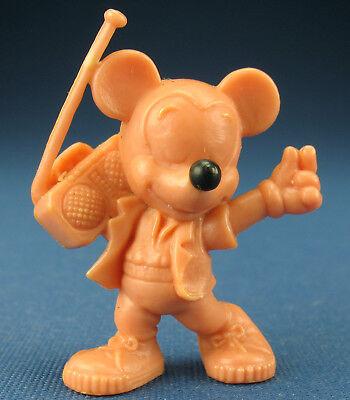 ROHLING - Mack mit Antenne - rosefarbenes Grundmaterial - Micky und Freunde 1989