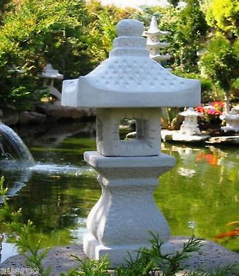 Yukimi K japanische Steinlaterne Gartenlaterne