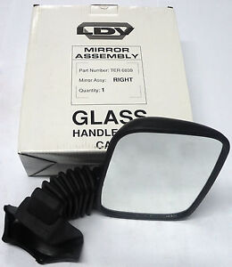 LDV CONVOY GENUINE RIGHT HAND MIRROR ASSEMBLY