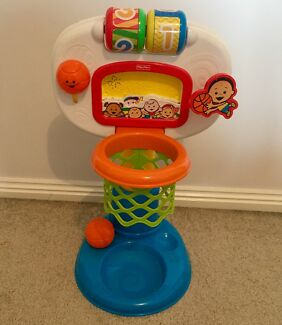 Fisher Price 'Dunk n Cheer' Basketball Ring Coburg Moreland Area Preview