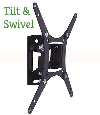 TV Wall Mount Tilt & Swivel 13 19 24 27 32 37 Inch LED LCD Bracket Flat Screen for sale  Shipping to South Africa