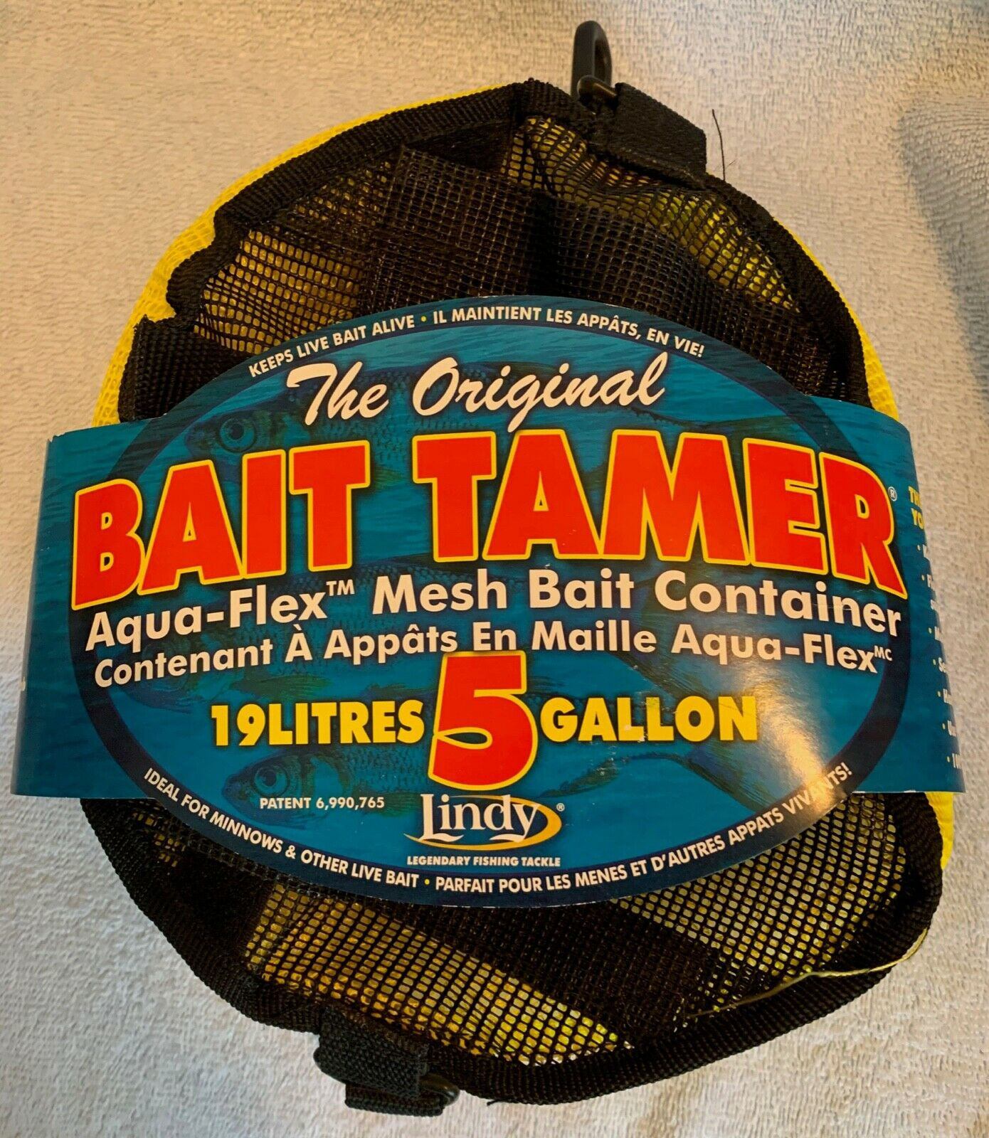 Lindy Original Bait Tamer