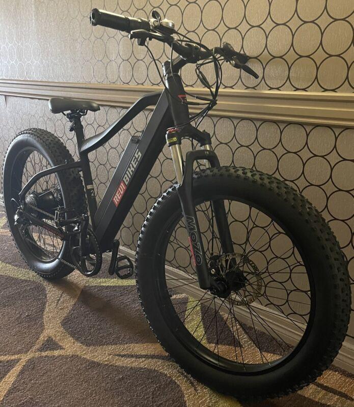 """2021 26"""" Predator Revi EBike Mountain Bike. BMX Urban Beach Cruiser BMX GT"""