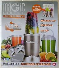 NutriBullet PRO 900W - IN RETAIL BOX - BRAND NEW Osborne Park Stirling Area Preview