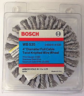 Bosch WB 535 4