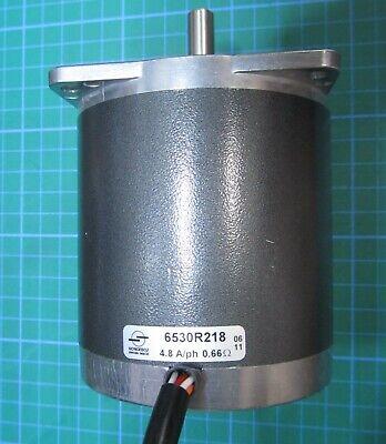Sonceboz 6530r218 4.8 Amp 0.66 Ohm 8 Wire Nema 34 Stepper Motor