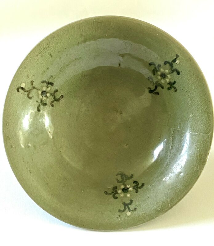 Korean Goryeo Period Celadon Bowl