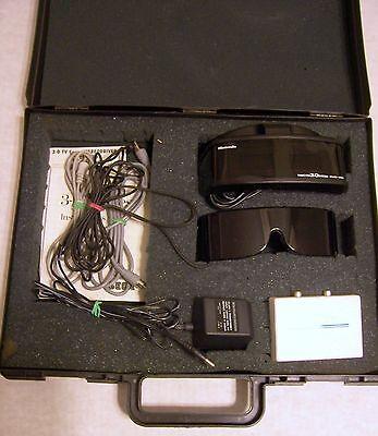 3D TV CONVERTER VINTAGE 1990