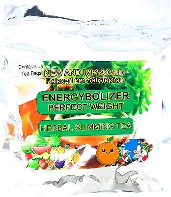 Energybolizer Perfect Weight Tea - Orange Flavor