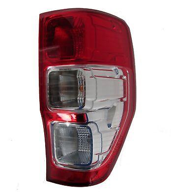 Rear tail back Light for Ford Ranger lamp O/S 2012 Right RH TDCi 2012+ (No Loom)