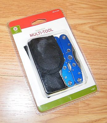 Unbranded/Generic (002100581) 9-Function Multi-Tool With Carrying Case **NEW**