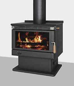 Scandia Premier 300 Wood Heater Dandenong South Greater Dandenong Preview