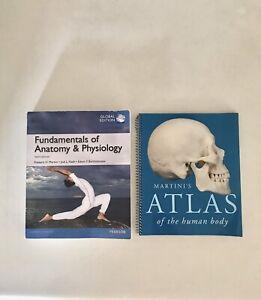 Fundamentals of Anatomy & Physiology Textbooks