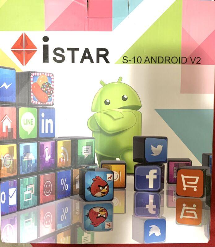 Istar Korea S10 V2 Android 4K & satellite