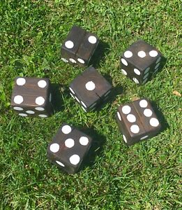 Lawn Dice - Lawn Games