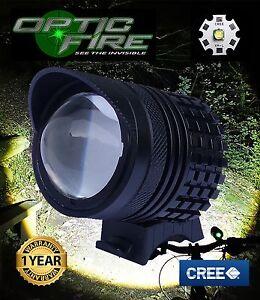 Opticfire-Cyclops-CREE-XM-L-T6-ZOOM-Aspheric-bike-cycle-lights-head-torch-light