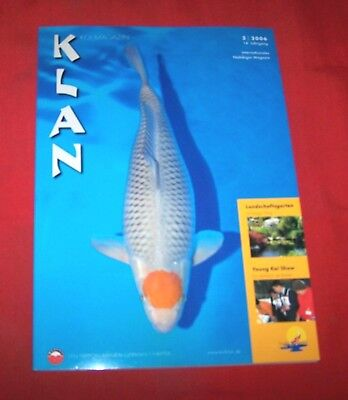 Klan Koi Magazin 2006 Nr  3 , 14. Jahrgang , Internationales Nishikigoi Magazin