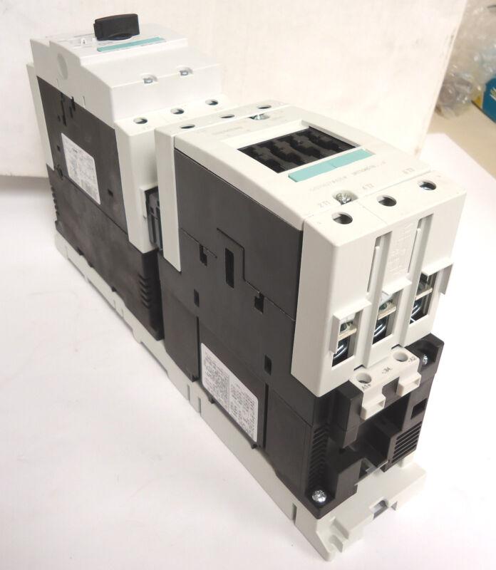 Siemens 3RA11404MB460BB4 Combination Starter