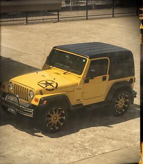 Regretful Jeep Wrangler Sale
