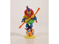 Yu-Gi-Oh Pumpking King Of Ghost 1996 Mattel vintage Mini Figure Takahashi
