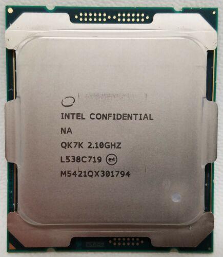 Intel Xeon E5-2683v4 2.10GHz 16-Core 40MB 120W LGA2011-3 QK7Q Confidential CPU