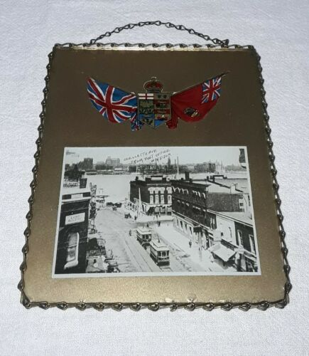 VINTAGE FLUE COVER WINDSOR ONTARIO CANADA STREET VIEW PHOTO