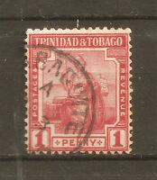 Trinidad & Tobago: 1913 One Penny Used -  - ebay.es
