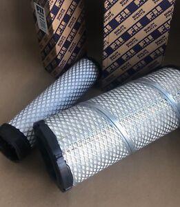 Ford New Holland air filter set TL70 TL80 TN55 TN55D TN55S TN60A TN60D TN65