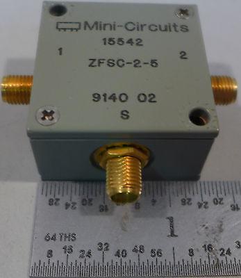 Mini-circuits Zfsc-2-5 Power Splittercombiner