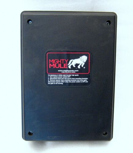 Mighty Mule/GTO FM500 FM502 MM560 MM562 Gate Opener Board Control Box - Empty
