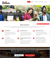 Website Design and Development for as Low as $200!