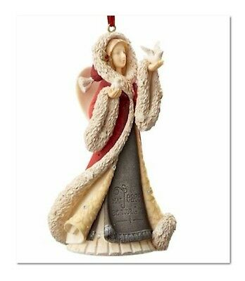 "Heart of Christmas ""Angel with Doves Ornament  "" - NIB - FREE SHIPPING"